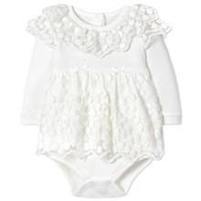 Боді-плаття для дівчинки оптом (код товара: 41411)