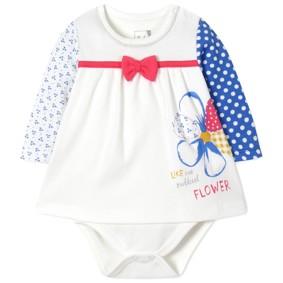 Боди-Платье для девочки (код товара: 41406): купить в Berni
