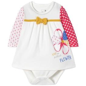 Боди-Платье для девочки (код товара: 41407): купить в Berni