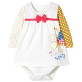 Боди-Платье для девочки (код товара: 41408): купить в Berni