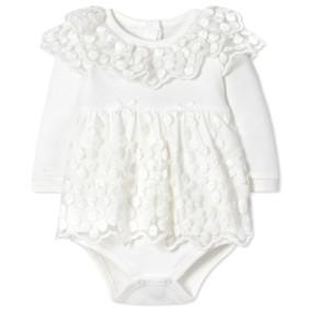 Боди-Платье для девочки (код товара: 41411): купить в Berni