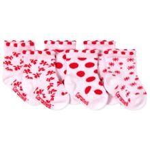 Носки для девочки (3 пары) (код товара: 41628)
