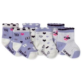 Носки для девочки (3 пары) (код товара: 41634): купить в Berni