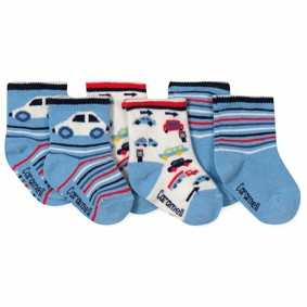 Носки для мальчика (3 пары) (код товара: 41651): купить в Berni