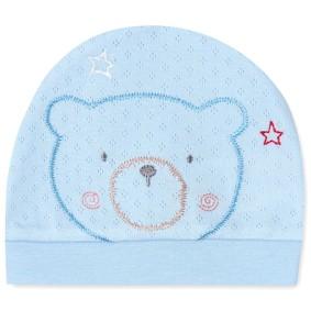 Шапка для новорожденного мальчика (код товара: 41670): купить в Berni