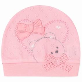Шапка для новорожденной девочки (код товара: 41665): купить в Berni