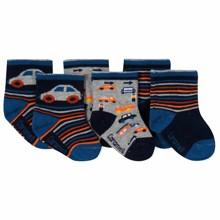 Шкарпетки для хлопчика (3 пари) оптом (код товара: 41654)