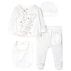 Комплект 5 в 1 для новорожденного (код товара: 41722): купить в Berni