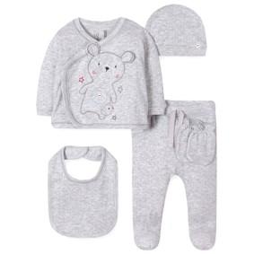 Комплект 5 в 1 для новорожденного (код товара: 41723): купить в Berni