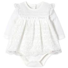 Боді-плаття для дівчинки оптом (код товара: 41985)
