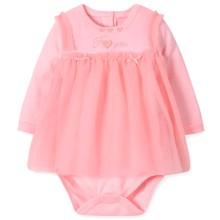 Боді-плаття для дівчинки оптом (код товара: 41992)