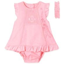 Боді-плаття для дівчинки оптом (код товара: 41997)