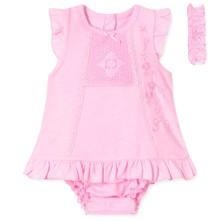 Боді-плаття для дівчинки оптом (код товара: 41998)