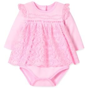Боди-Платье для девочки (код товара: 41982): купить в Berni