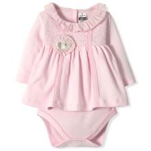 Нарядное Боди-Платье для девочки Caramell (код товара: 4228)