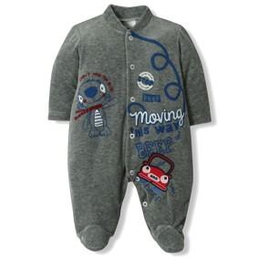 Велюровый человечек для мальчика Baby Rose оптом (код товара: 4215): купить в Berni