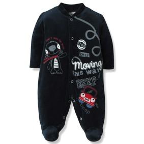 Велюровый человечек для мальчика Baby Rose оптом (код товара: 4216): купить в Berni