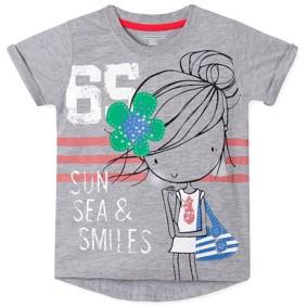 Футболка для девочки (код товара: 42128): купить в Berni