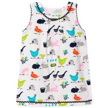 Платье для девочки оптом (код товара: 42117)