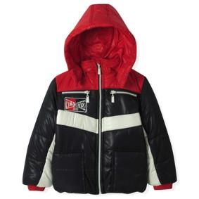 Черная Куртка для мальчика Baby Rose (код товара: 4342): купить в Berni
