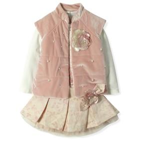 Костюм 3 в 1 для девочки Baby Rose оптом (код товара: 4319): купить в Berni