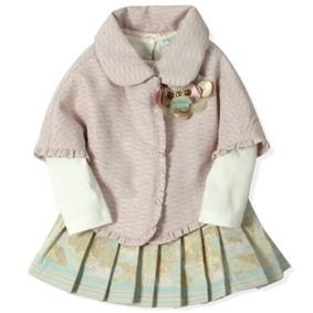 Костюм 3 в 1 для девочки Baby Rose (код товара: 4322): купить в Berni