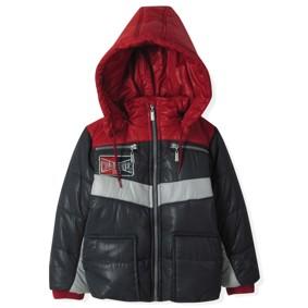Темно- Синяя Куртка для мальчика Baby Rose (код товара: 4341): купить в Berni