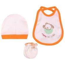 Комплект 3 в 1 для новонародженого оптом (код товара: 43383)