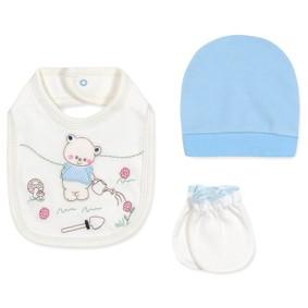 Комплект 3 в 1 для новорожденного (код товара: 43384): купить в Berni