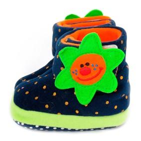 Пинетки-сапожки для девочки оптом (код товара: 43393): купить в Berni