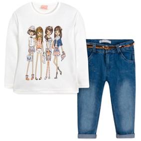 Комплект 2 в 1 для девочки (код товара: 43409): купить в Berni