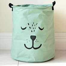 Кошик для іграшок, білизни, зберігання Сплячий ведмідь (код товара: 43443)
