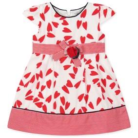 Платье для девочки (код товара: 43449): купить в Berni