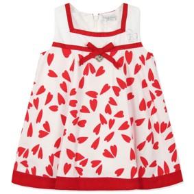 Платье для девочки (код товара: 43451): купить в Berni