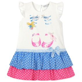 Платье для девочки (код товара: 43465): купить в Berni