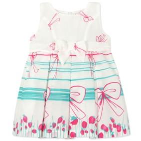 Платье для девочки (код товара: 43467): купить в Berni