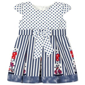Платье для девочки (код товара: 43469): купить в Berni
