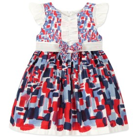 Платье для девочки (код товара: 43475): купить в Berni