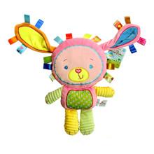 Мягкая игрушка - погремушка Кролик (код товара: 43533)