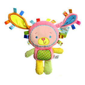 Мягкая игрушка - погремушка Кролик (код товара: 43533): купить в Berni
