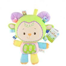 Мягкая игрушка - погремушка Овечка (код товара: 43530)