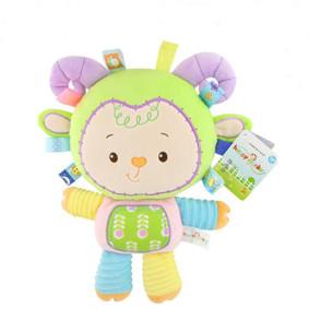 Мягкая игрушка - погремушка Овечка (код товара: 43530): купить в Berni