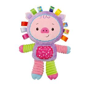 Мягкая игрушка - погремушка Поросенок (код товара: 43528): купить в Berni