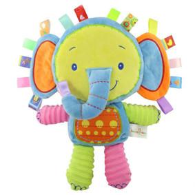 Мягкая игрушка - погремушка Слоненок (код товара: 43526): купить в Berni
