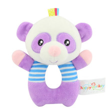 Мягкая игрушка - погремушка Панда (код товара: 43569)