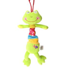 Мягкая музыкальная подвеска Лягушка оптом (код товара: 43591): купить в Berni