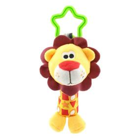 Мягкая подвеска - погремушка Лев (код товара: 43539): купить в Berni