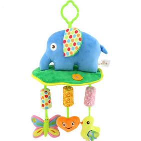 Мягкая подвеска - погремушка Слон (код товара: 43550): купить в Berni