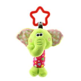 Мягкая подвеска - погремушка Слоненок (код товара: 43537): купить в Berni