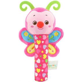 Мягкая погремушка Бабочка (код товара: 43554): купить в Berni